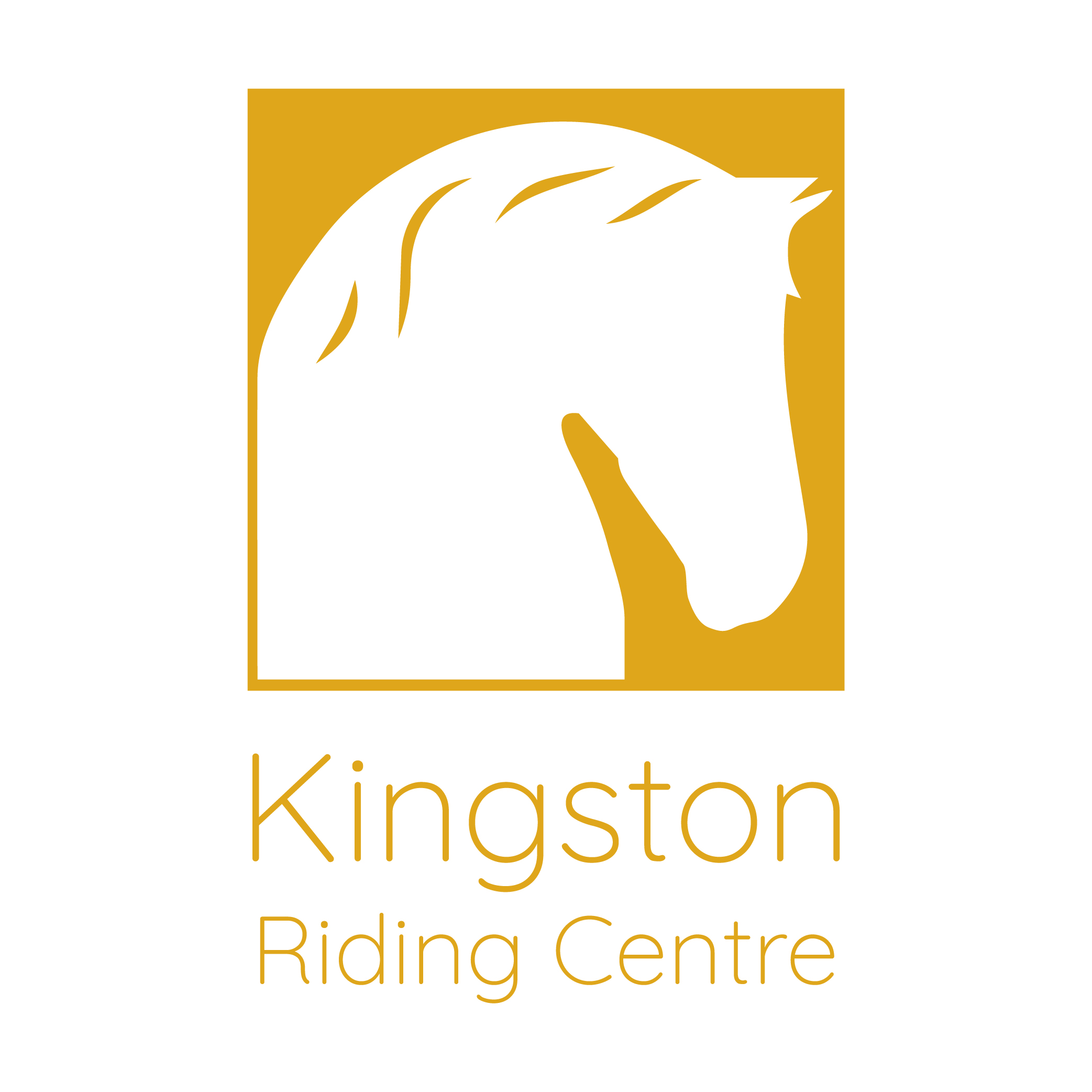 This is an image showing Kingston Riding Centres logo