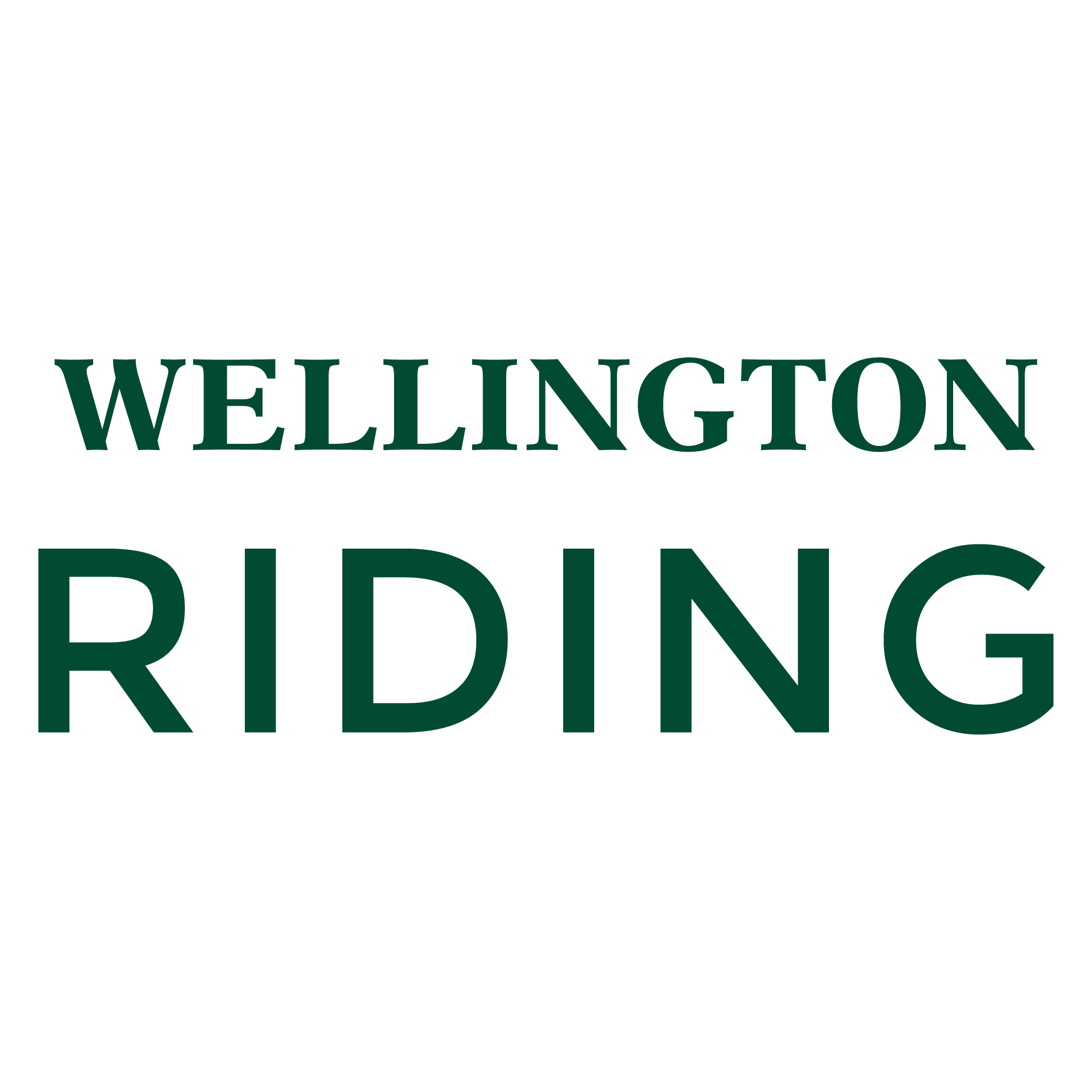 This is an image showing Wellington Ridings logo